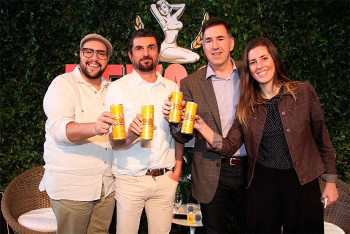 Tiago Abravanel lança nova cerveja Devassa