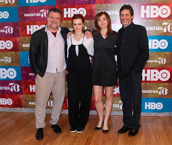 Rodrigo Santoro aposta no charme para lançamento de série