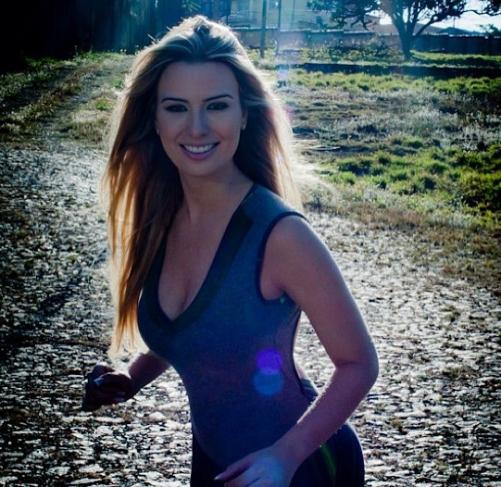 Bbb Fernanda Keulla J Fez Ensaio Vestido De Oncinha Confira