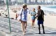 <strong>Reflexiva, Luana Piovani curte praia no Rio de Janeiro</strong> - Ag News