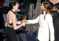 <strong>Anne Hathaway e Jared Leto</strong> - Getty Images