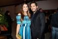 <strong>Ana Luiza Castro com o maridão chegam à premiação da revista Trip</strong> - Manuela Scarpa/Photo Rio News