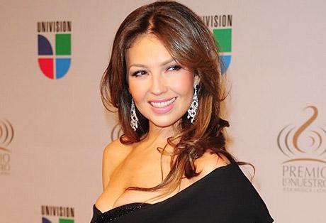 Aniversário de Thalía
