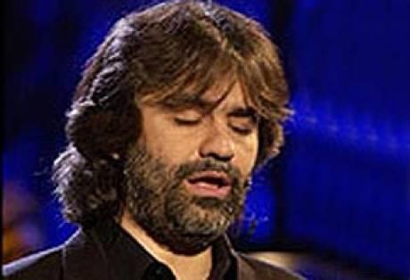 Aniversário de Andrea Bocelli