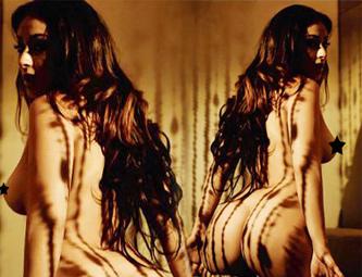 E Bbb Francine Nua Ilustra A Playboy Da Hungria Divulga O