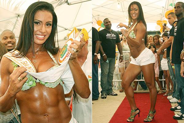 Gracyanne Barbosa é coroada Rainha de Bloco - Ag.APhotos: www.ofuxico.com.br/noticias-sobre-famosos/gracyanne-barbosa-e...