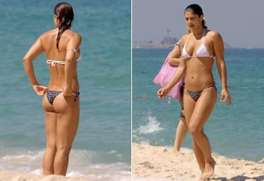 Priscila Fantin Bikini