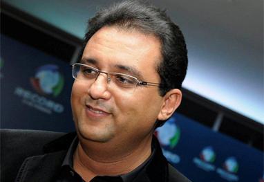 Record pode perder Geraldo Luis para a concorrência - Ag.News