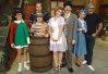 Artistas do SBT vivem personagens de Chaves no especial do SBT -