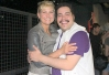 Xuxa assiste musical sobre Tim Maia no Leblon -