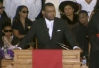 Pastor Joe A. Carter presta homenagem a Whitney Houston -