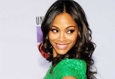 Zoe Saldana vai estrelar em Out of the Furnace - Getty Images