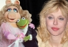 Courtney Love declara guerra aos Muppets -