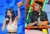 Justin Bieber e Selena Gomez ganham prêmios no Kids Choice Awards 2012 -