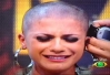 Panicat Babi fica careca ao vivo, na TV -