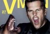 Tom Brady estampa capa da revista V Man -