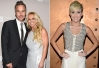 Britney Spears e Miley Cyrus participam de evento beneficente -