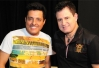Bruno e Marrone participam do Programa Eliana -