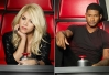 Shakira e Usher assumem cadeiras do The Voice nos Estados Unidos -