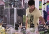 BBB13: Brothers fazem as compras -