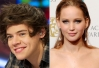 Harry Styles estaria apaixonado por Jennifer Lawrence -