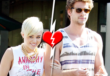 Termina o noivado de Miley Cyrus com Liam Hemsworth - Grosby Group