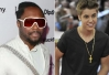 Will.I.Am defende Justin Bieber após vaias no Music Awards -