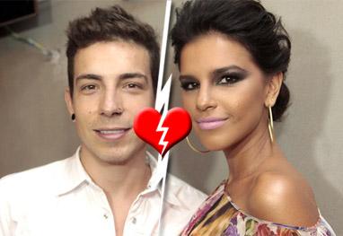 Mariana Rios e Di Ferrero confirmam fim do noivado - Ag.News