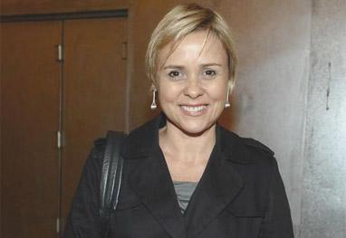 """Giulia Gam: """"Depois da Bárbara Ellen, posso até posar nua"""" - Ag"""