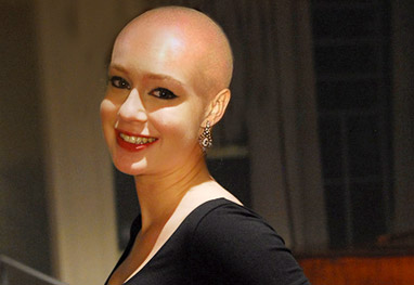 Amor à Vida: Nicole fica mesmo careca e a atriz terá que raspar os ...