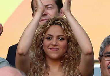 Imagens de Shakira no Brasil geram polêmica no Irã - Getty Images
