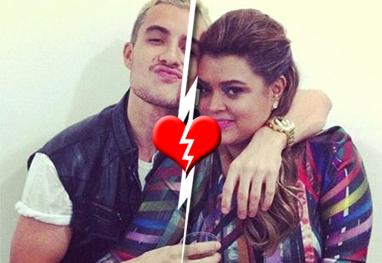 Preta Gil termina namoro com Thiago Tenório - Reprodução