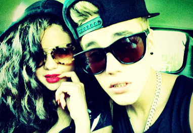 Justin Bieber publica foto com Selena Gomez - Reprodução/Instagram
