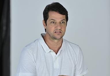 Marcelo Serrado grava campanha para entidade que ajuda crianças com câncer - Ag.News