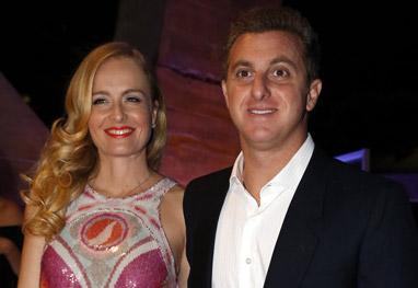 Angélica e Luciano Huck estão de férias com os filhos na Europa - Ag.News