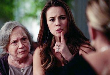 Amor à Vida: Paloma se descontrola ao saber que é filha de César com outra mulher - Amor à Vida / TV Globo