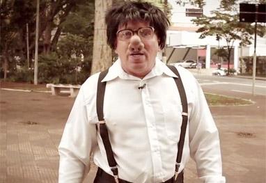 Humorista ganha ação contra a Record - Reprodução