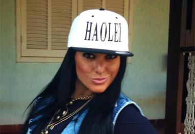 Affair do marido de Scheila Carvalho é ameaçada de morte - Reprodução/Facebook