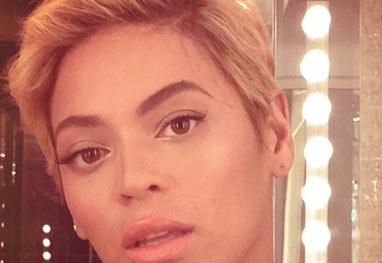 Beyoncé radicaliza e aparece de cabelo curto - Reprodução/Instagram