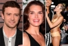 Justin Timberlake e Brooke Shields desaprovaram performance de Miley Cyrus no VMA -