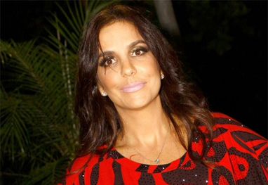Ivete Sangalo será madrinha da filha de Solange, do Aviões do Forró - Ag.News