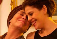 Regina Duarte e Barbara Paz vivem relação lésbica em filme - Reprodução