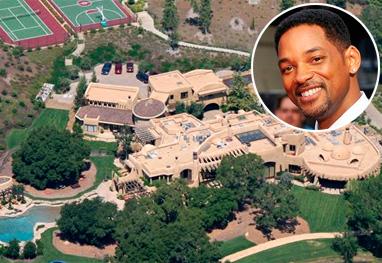 Will smith coloca sua mans o venda por r 97 milh es - Casas de famosos por dentro ...