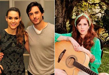 Amor à Vida: Sósia de Nicole vai morar na mansão com Leila e Thales - Amor à Vida / TV Globo