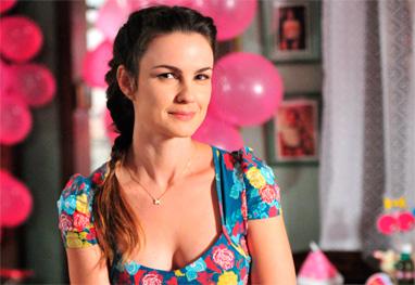 Amor à Vida: Gina se apaixona por médico que é seu pai - Divulgação/TV Globo
