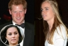 Kate Middleton odeia a namorada do Príncipe Harry -