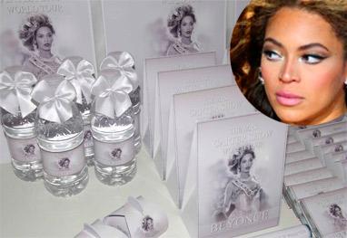 Guloseimas brasileiras conquistam Beyoncé nos bastidores de show em SP  - Reprodução