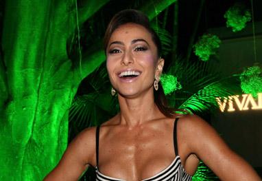 Sabrina Sato será jurada do concurso Miss Brasil 2013 - Manuela Scarpa/Foto Rio News