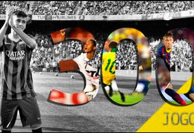 Neymar celebra 300 jogos nesta quarta-feira (18) - Ag News