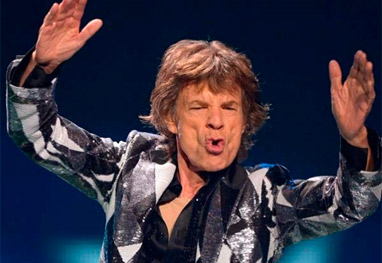 Mick Jagger vai ser bisavô - Getty Images